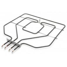 Тэн верхний духовки 2800W (1300+1500W) Bosch/Siemens  00684722