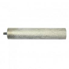 Анод магниевый длина 110 мм, диаметр 21,3 мм, шпилька 10 мм, резьба M5 100411