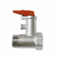 """Обратный клапан для водонагревателя 1/2"""" 6 бар (0.6 МПа) 100506"""