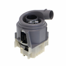 Помпа (насос) рециркуляционный с ТЭНом для посудомоечной машины, 1214980