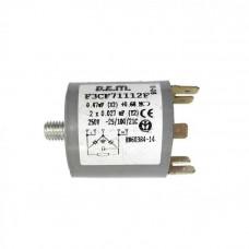 Сетевой фильтр помех 0,47 mF F3CF71112F 12AG060