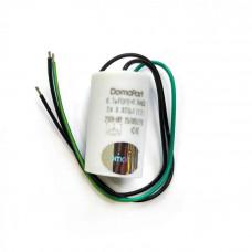Сетевой фильтр помех с проводом 0,1 mF 12AG063