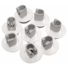 Ролики 50279059005 нижней корзины ПММ AEG/Electrolux/Zanussi