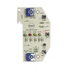 Электронная плата управления (3 кнопки, 2 регулятора) 65100750