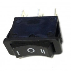 Выключатель одноклавишный 13*29 мм 66136