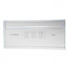 Панель нижнего ящика Bosch, Siemens 664381