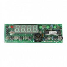 Электронная плата управления (5 кнопок, дисплей) 955010