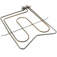 Тэн духовки 800+1200W верхний с грилем для плиты INDESIT ARISTON C00078419