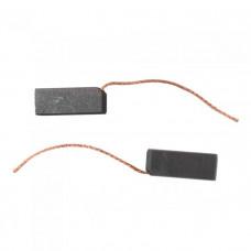 Щетки электродвигателя (5х12.5х32) 2 шт провод с угла 021521 C003