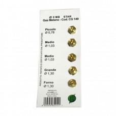 Набор жиклеров CG149