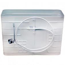 Испаритель холодильника Полюс-10 (1к) Х6002