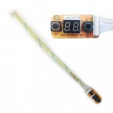 Плата управления и индикации водонагревателя Polaris FD2 П0300