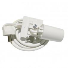 Сетевой фильтр с кабелем питания для стиральных машин Ariston, Indesit С00378443