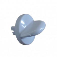 Ручка переключения ГЕФЕСТ Брест-1200,-3200 (1200.10.0.000-03) белая D-37мм, Н-42мм