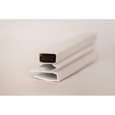 Уплотнитель 420x550 мм двери холодильника НОРД-233 (малый) Днепр 232