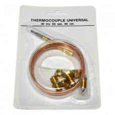 Термопара универсальная 90 см, 30 мВ w001