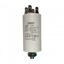 Конденсатор СВВ60  1 мкФ х 450В (60010)