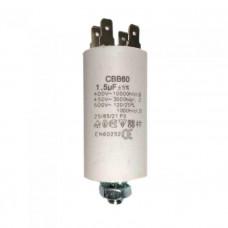 Конденсатор СВВ60  1,5 мкФ x 450В (х60015)