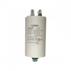 Конденсатор СВВ60  20 мкФ x 450В (х60200)
